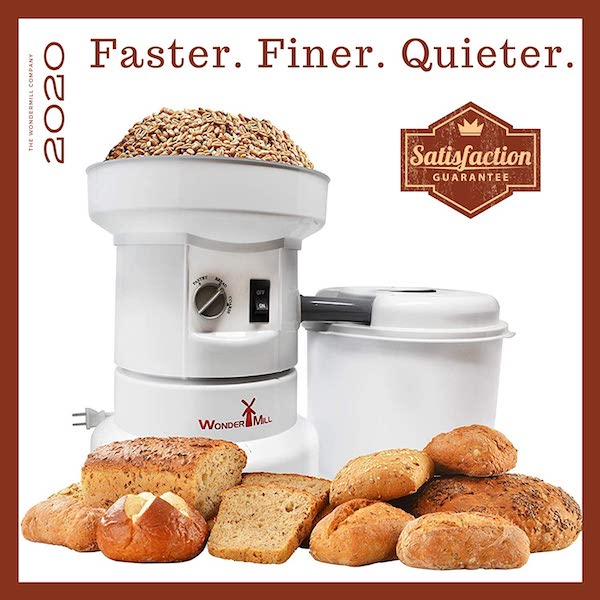 Best Wheat Mill Grinder For Home