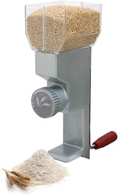 Roots & Branches Deluxe Grain Mill